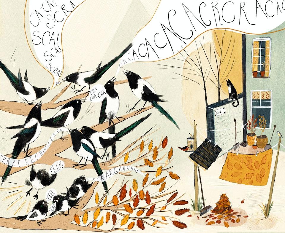 The Magpie Chorus