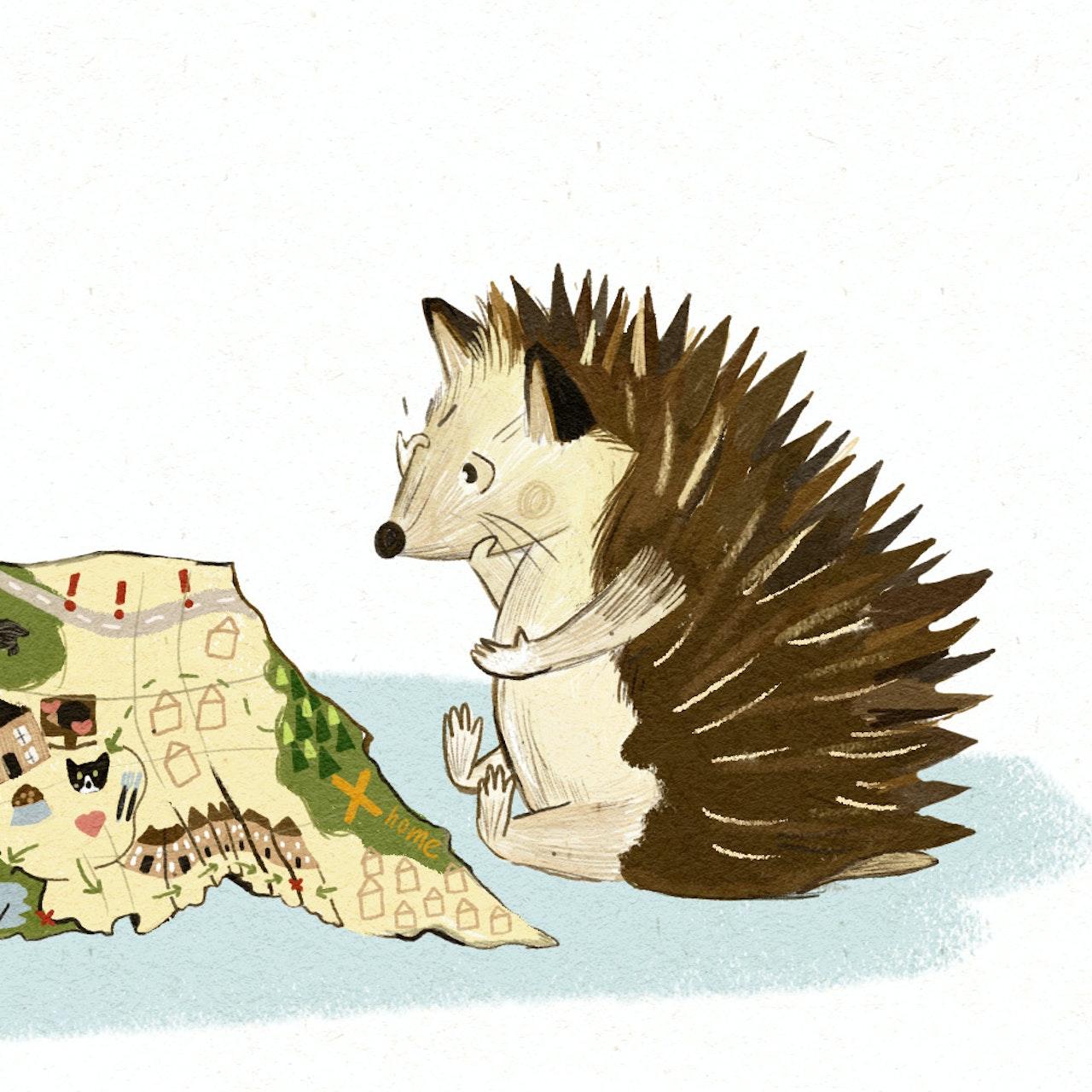 Hedgehogs Adventure