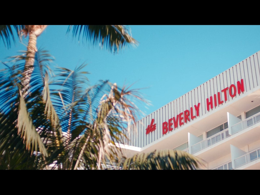Hilton Hotels // Beverly Hills - Entertainment Capital Of Hollywood