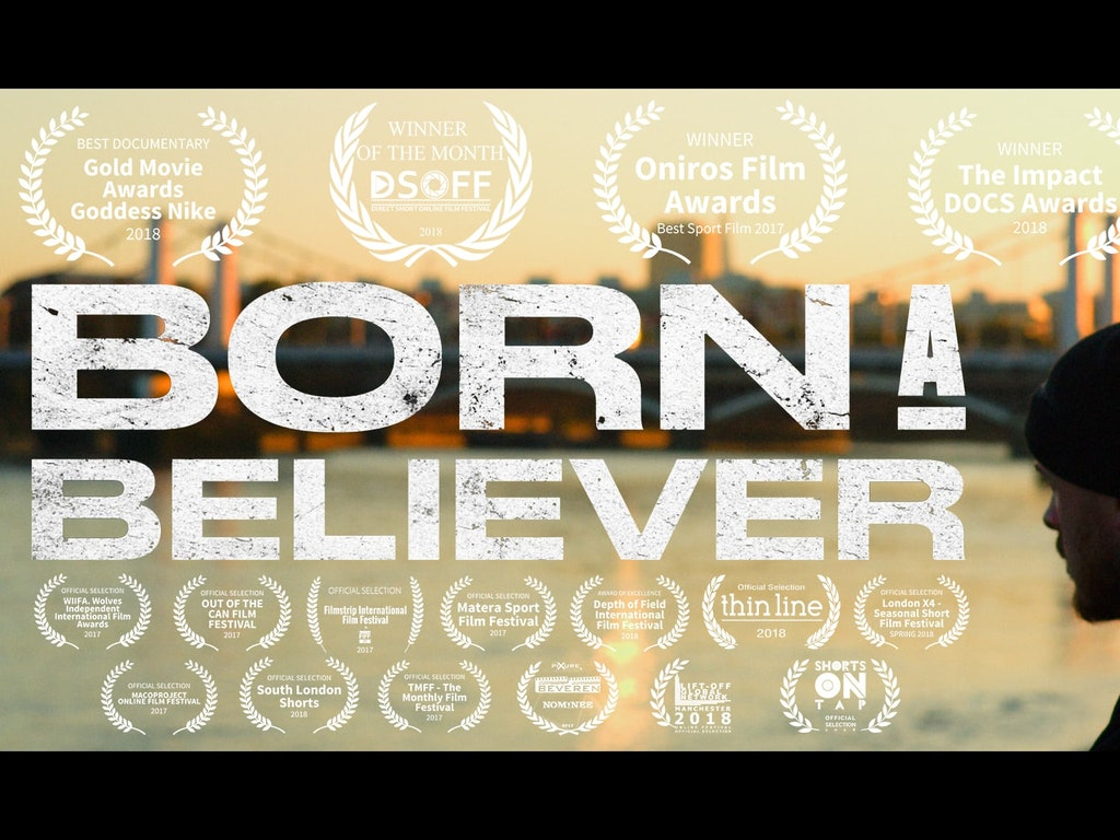 BORN A BELIEVER