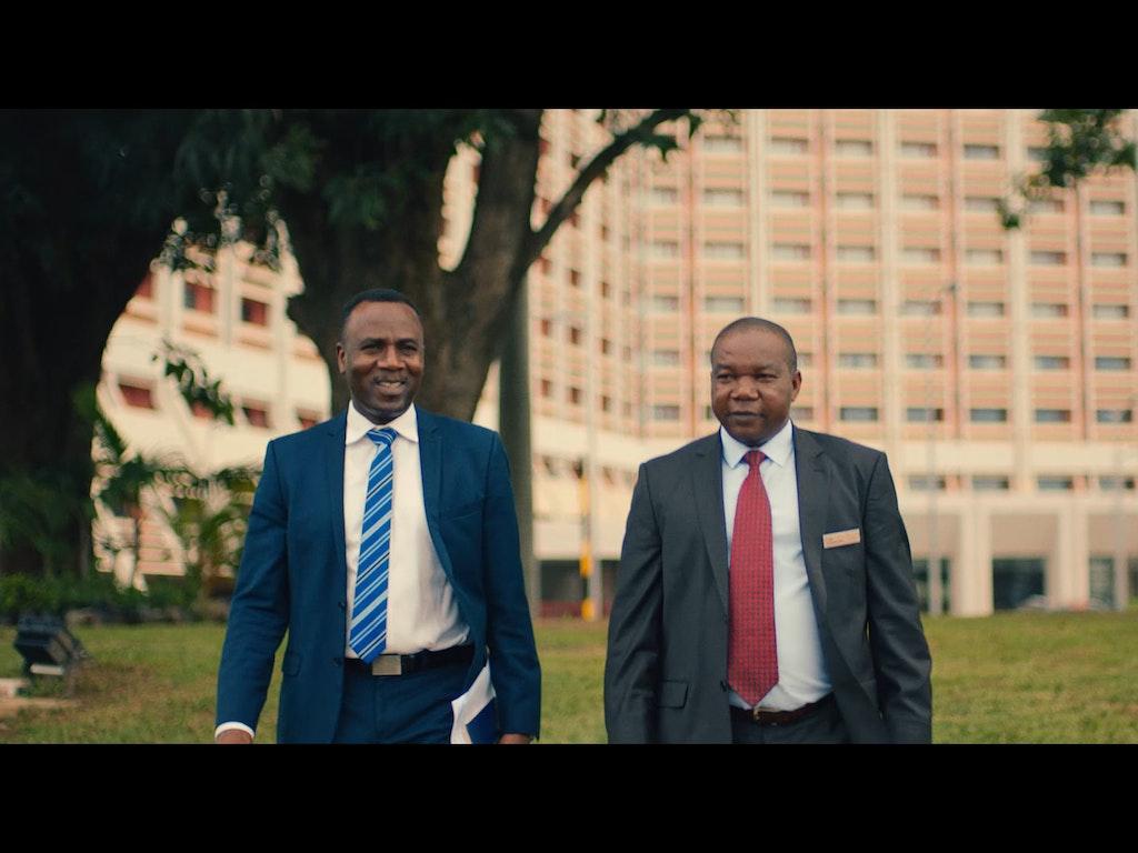 Hilton Hotels // Abuja - Pioneering Communities