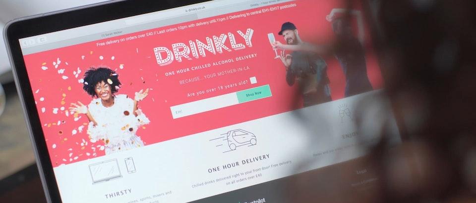 Joséfa Celestin - Drinkly - Friendship Goals Advert