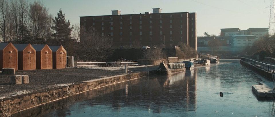 Joséfa Celestin - The Glasgow Canal Project - Teaser
