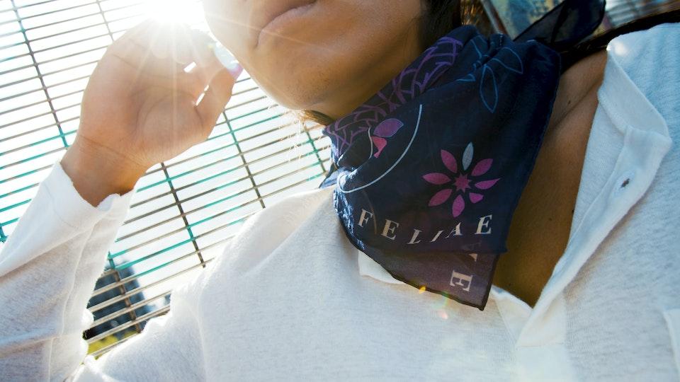 Feliae | The perfect scarf 7