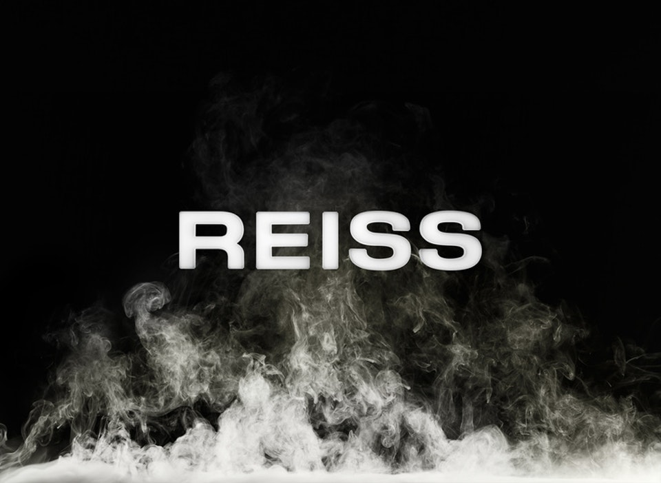 reiss branding