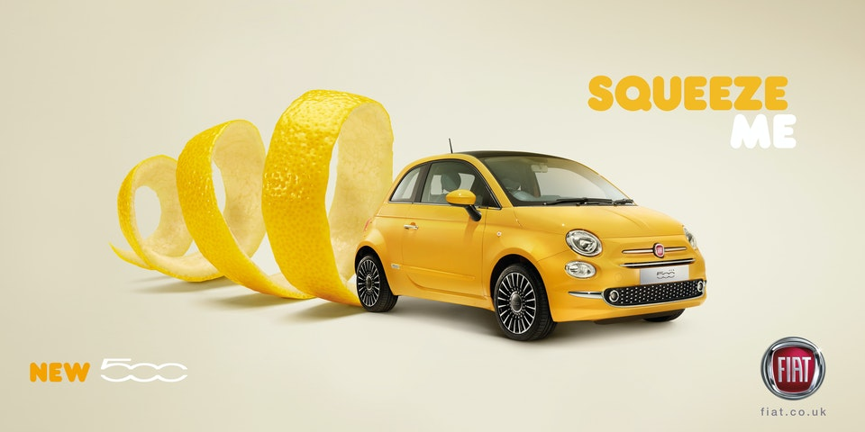 commissioned work - Fiat