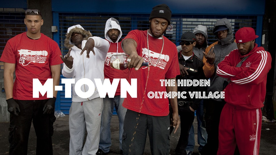 M-TOWN: The Hidden Olympic Village