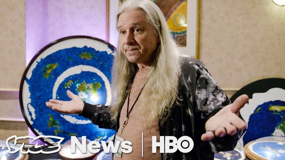 Greetings from Flat Earth (VICE/HBO)