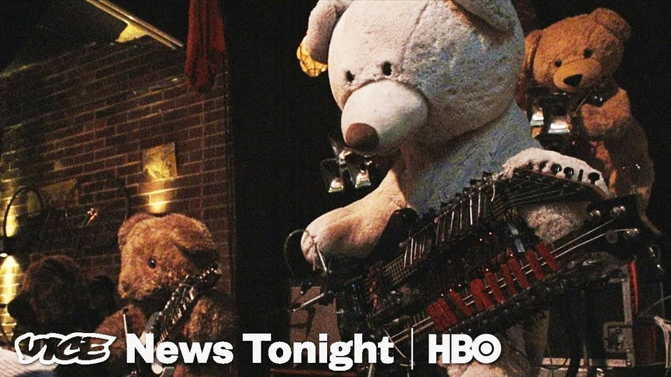 Teddy Bear Orchestra (VICE/HBO)
