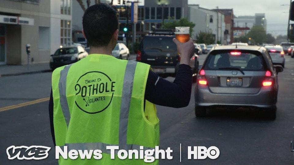 Pothole Vigilantes (VICE/HBO)