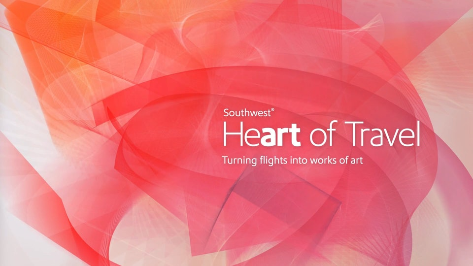Art of Travel (Southwest Airlines)