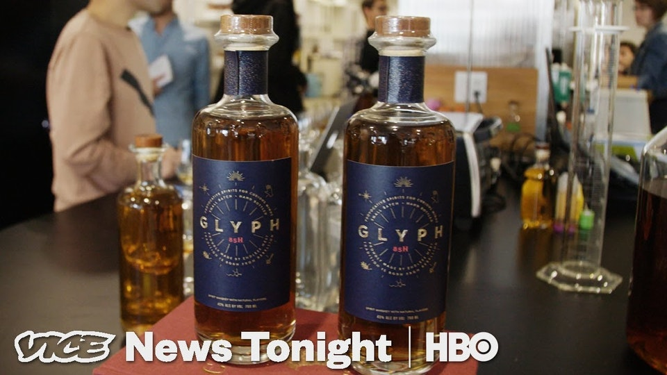 Molecular Whiskey (VICE/HBO)