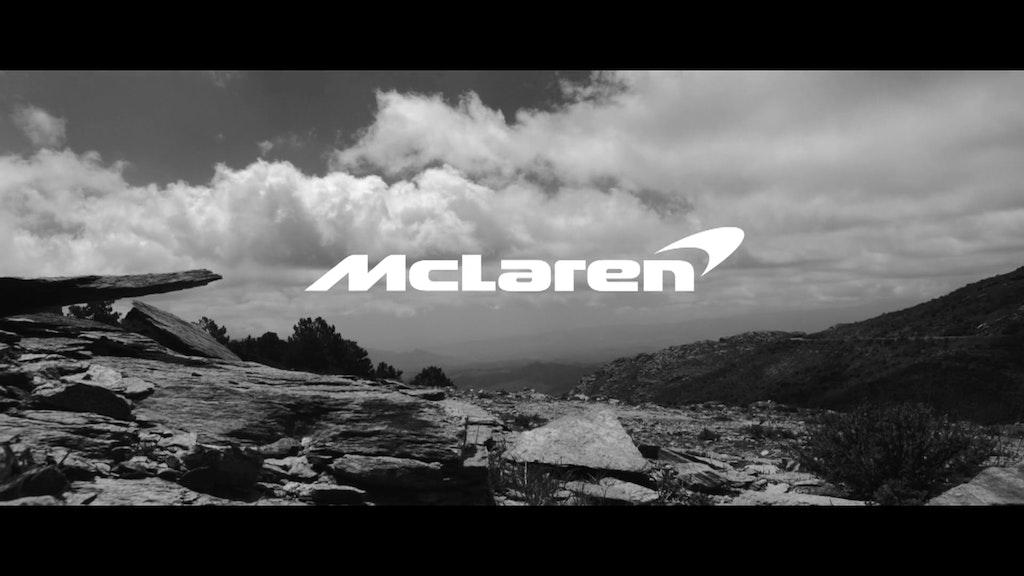 McLaren GT 30 SEC