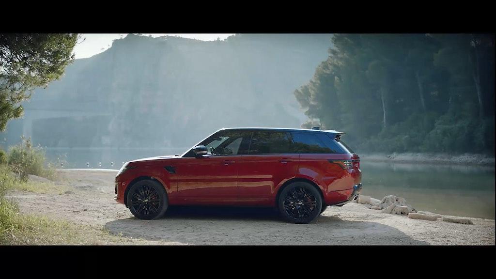 2017 Range Rover Sport - Release Film