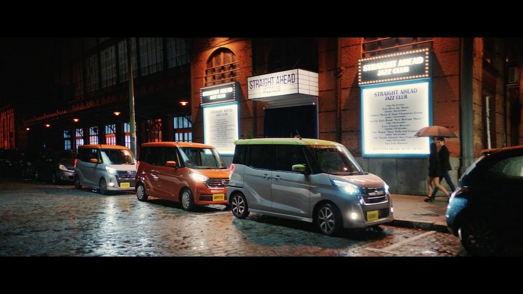 Nissan Roox - Japan