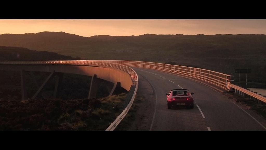 Mazda UK - Ch 4 Idents