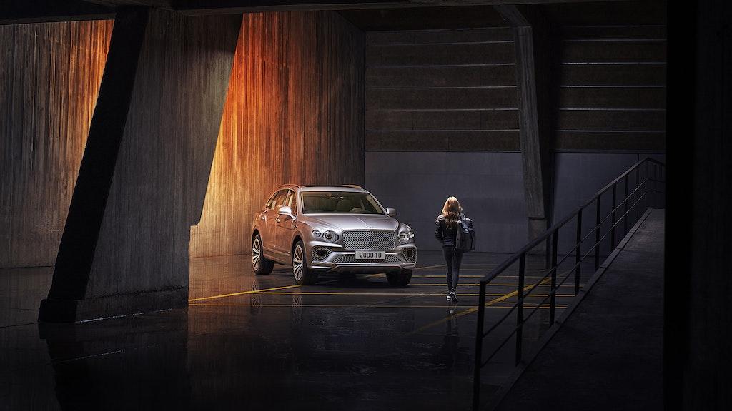 Bentley Bentayga 2021 Dir Cut
