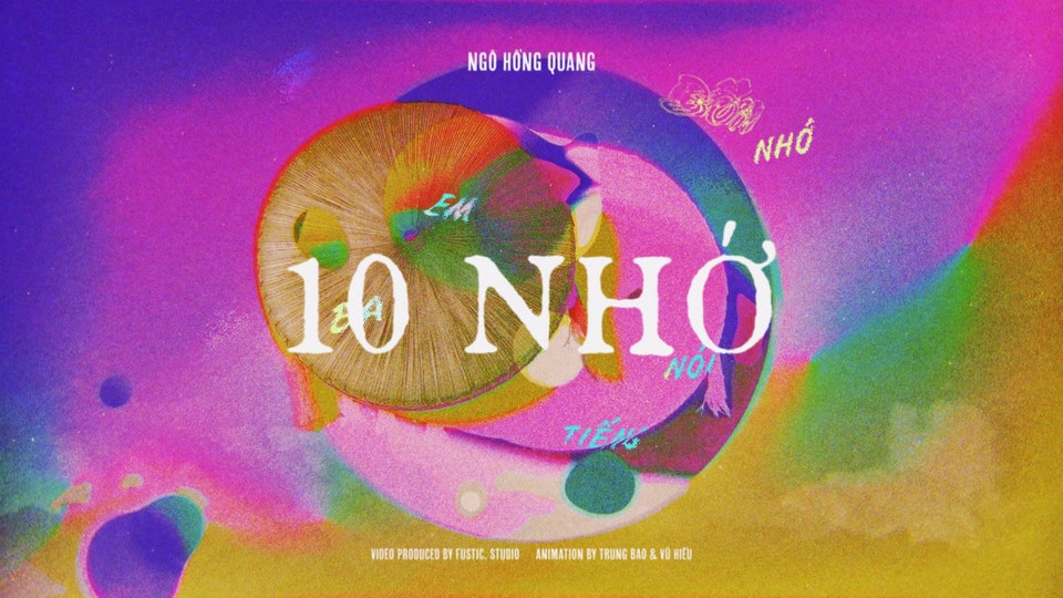 10 NHỚ - Ngô Hồng Quang (Lyric Video)