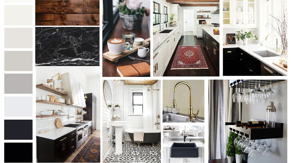 Matthew Jalac - Bold & Beautiful, Kitchen
