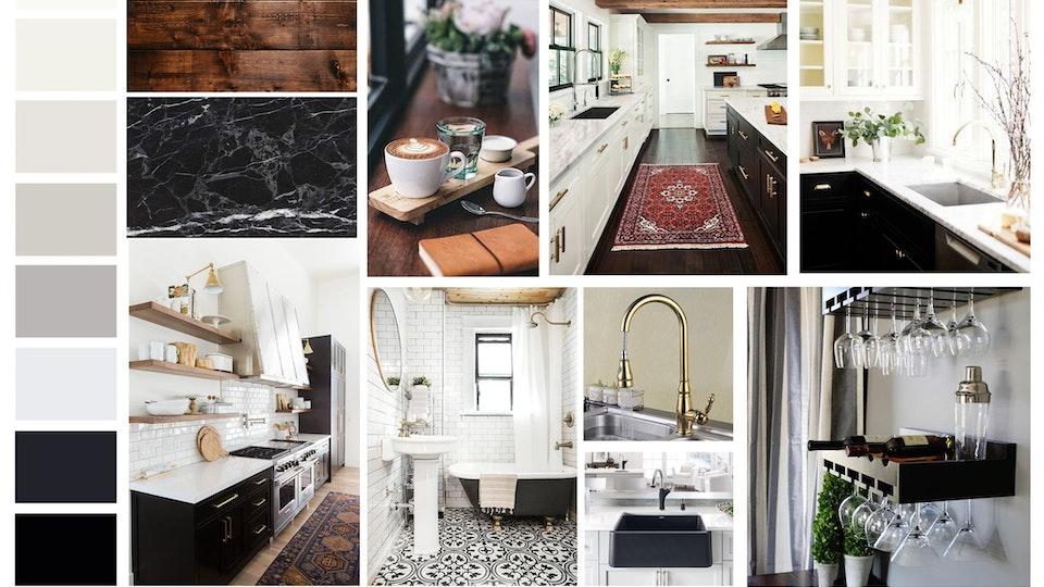 Matthew Jalac - Bold & Beautiful, Kitchen