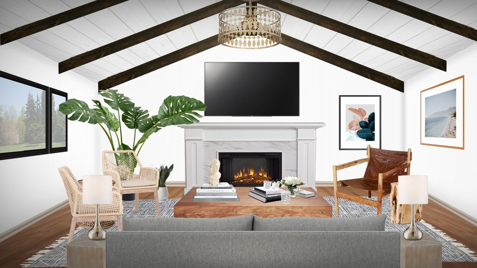 Matthew Jalac - Farmhouse Bohemian, Living Room