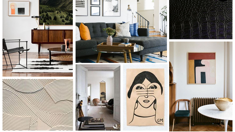 Matthew Jalac - Mod Collector, Living Room