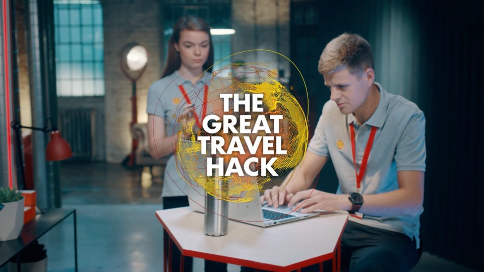 Shell - The Great Travel Hack