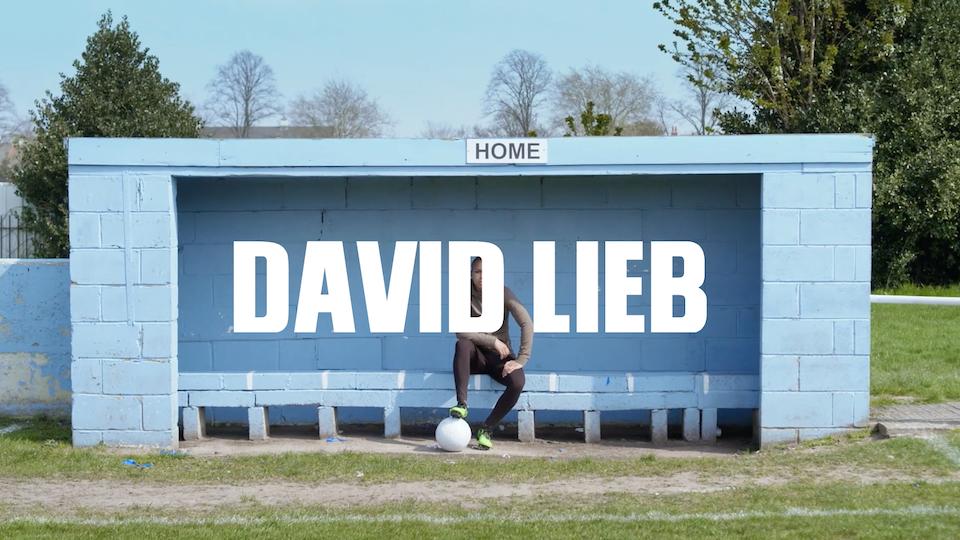 DAVID LIEB