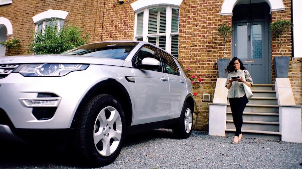 Land Rover / John Lewis