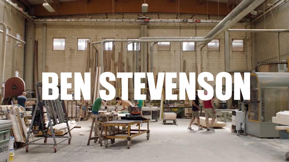 BEN STEVENSON