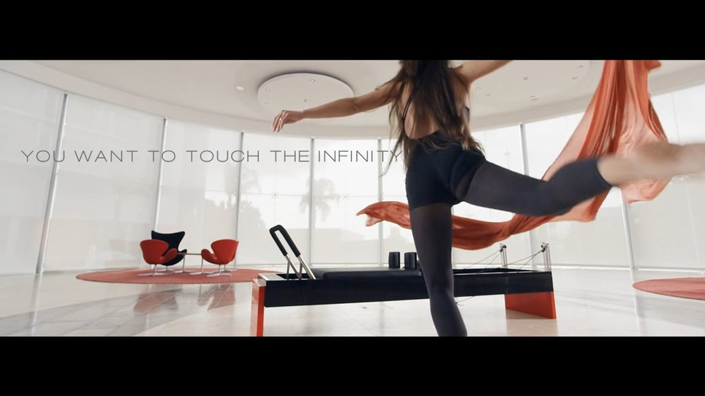 PILATES Commercial