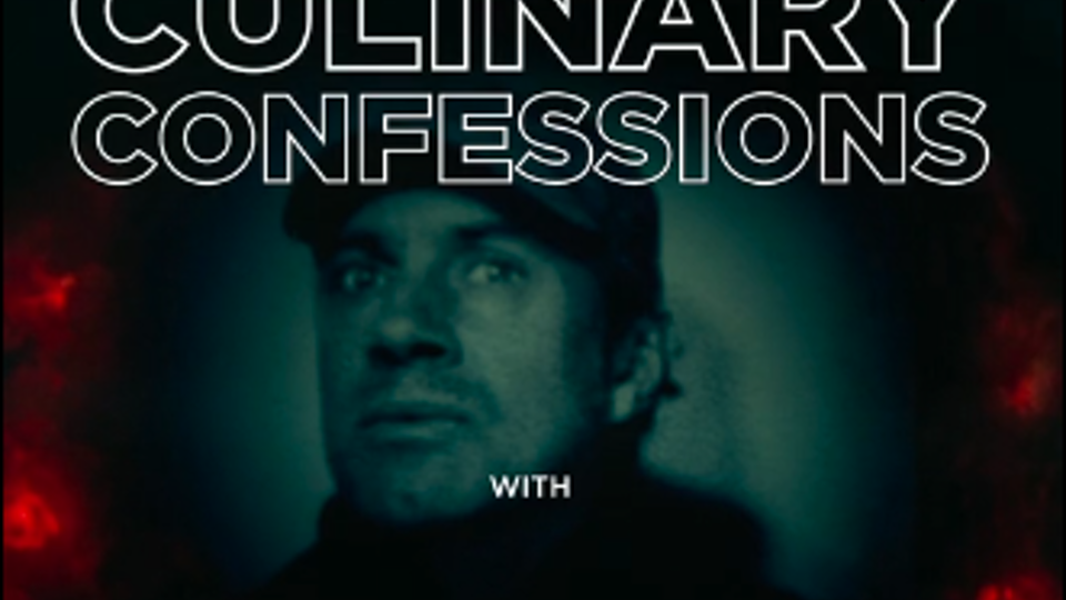 My proustian culinary confessions