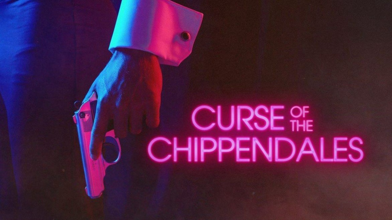"""""""CURSE OF THE CHIPPENDALES"""""""
