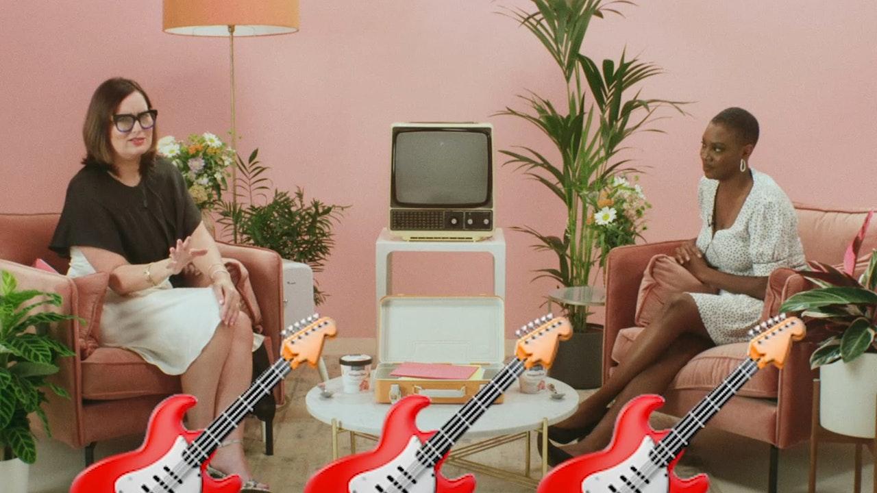 'Dear Tyle' Ep 4   Haagen Dazs x Tyla   Featuring Deborah Francis-White (The Guilty Feminist) and Yomi Adegoke