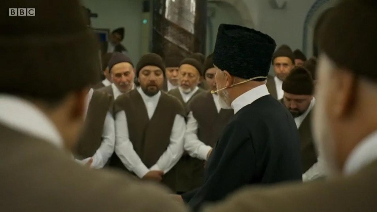Pilgrimage - Sufi scene