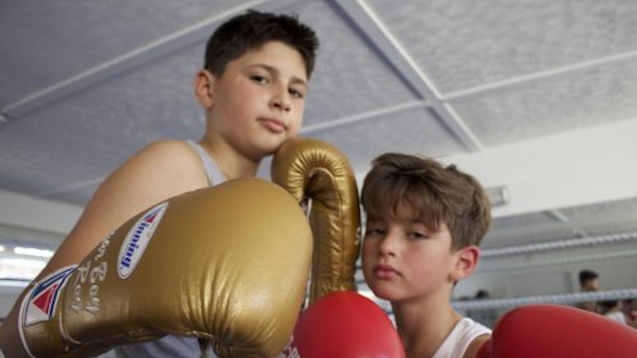 GK - boxing