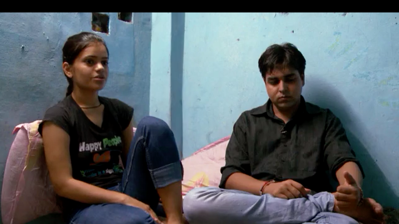 Sindhu and Nishant