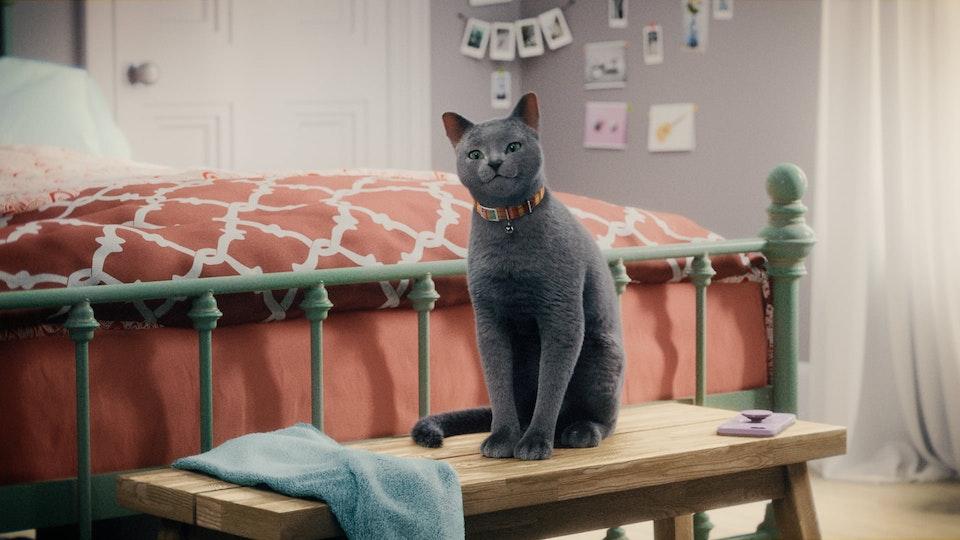 Cat's Pride - Cat's Pride - Charlene