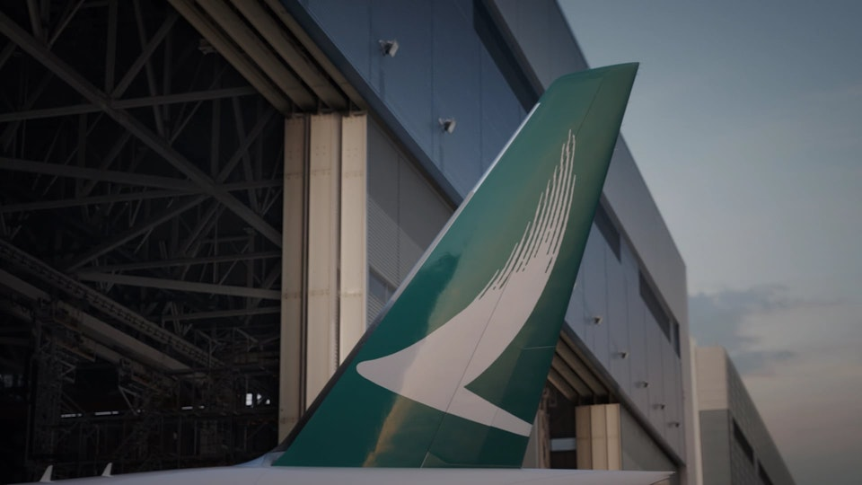Cathay Pacific - Cathay Pacific Behind the Scenes