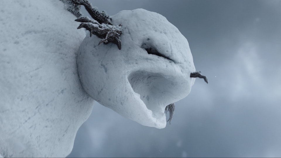 Nissan - Return of the Snowman - Nissan Rogue - Behind the Scenes