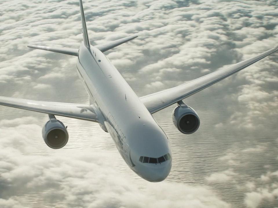majikvfx - Cathay Pacific