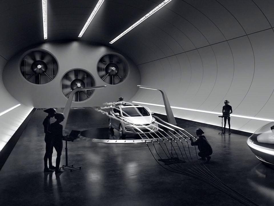 majikvfx - Hyundai Elantra - Aerodynamic