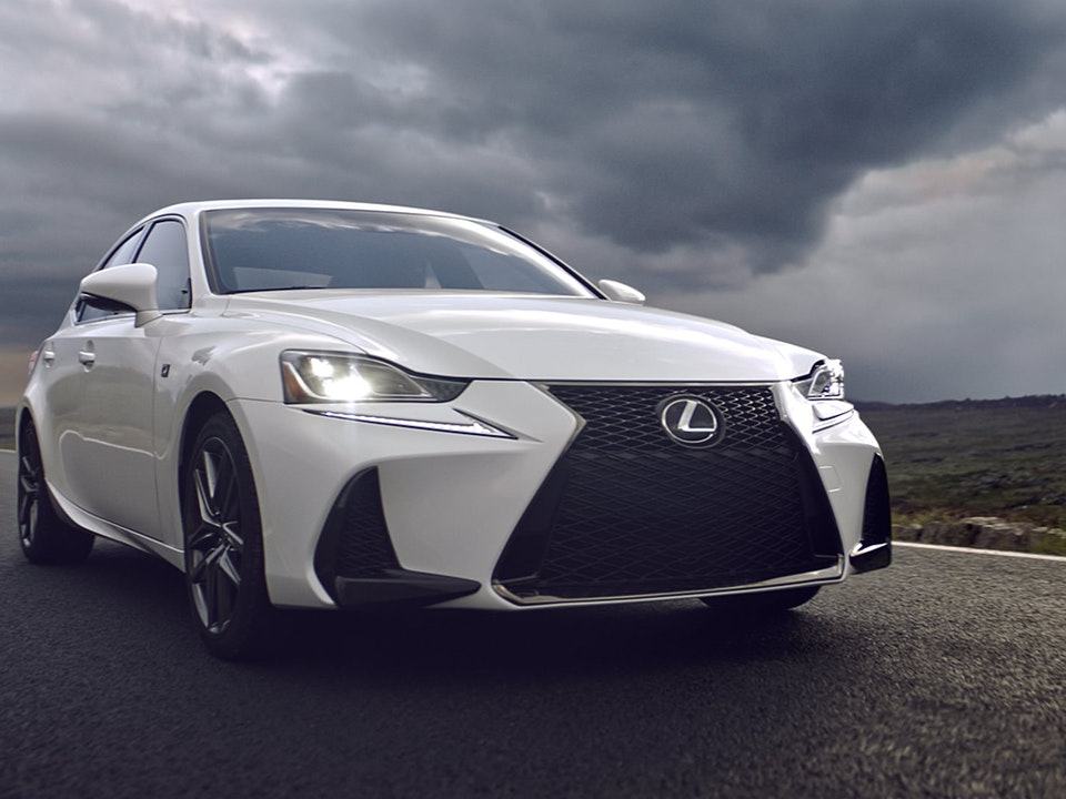 majikvfx - Lexus IS - Legacy