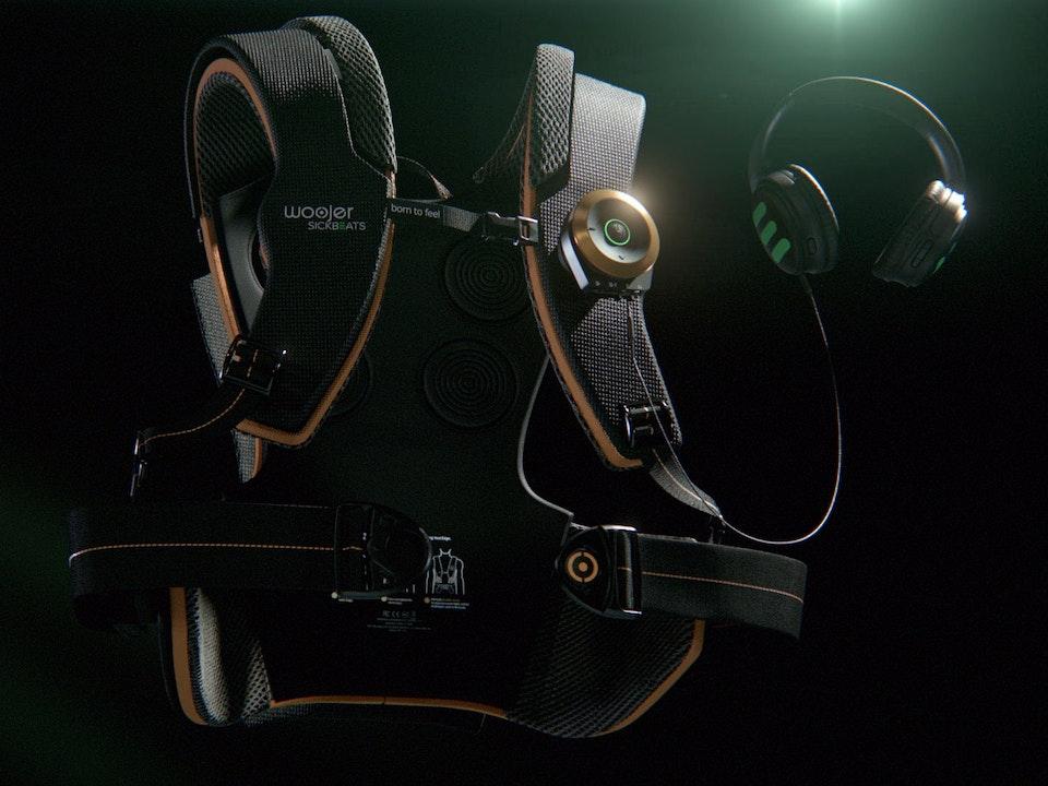 majikvfx - Woojer - Sick Beats