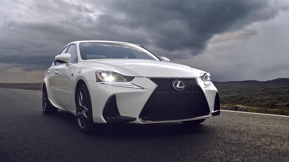 Lexus IS - Legacy - Lexus - Legacy