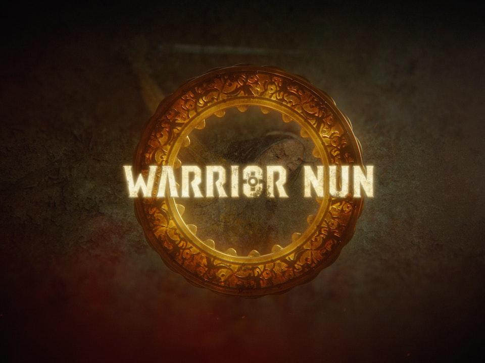 majikvfx - Netflix Warrior Nun - Main Title