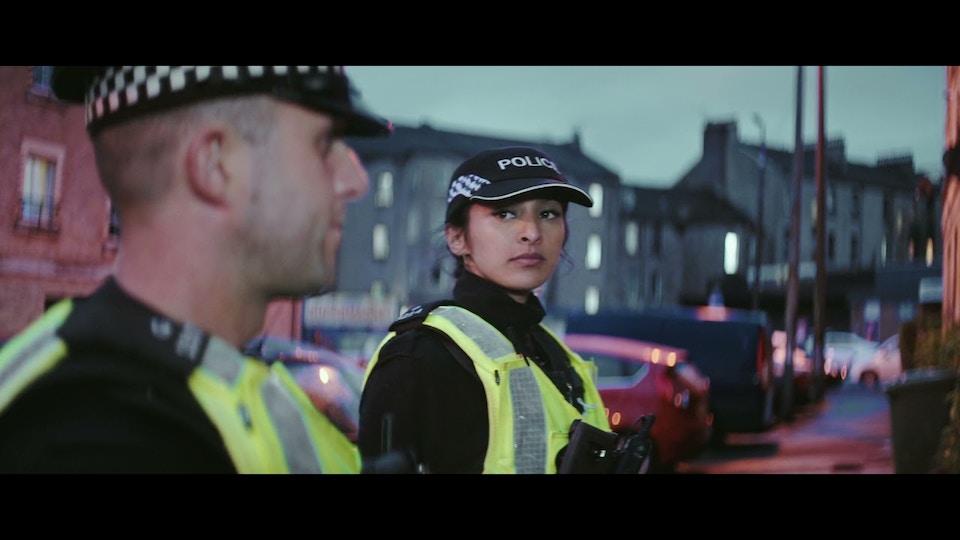 Samsung x Police Scotland