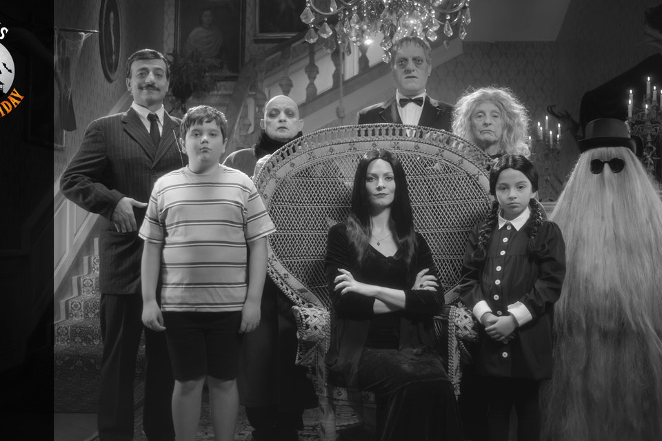 UNIEURO - ADDAMS BLACK FRIDAY