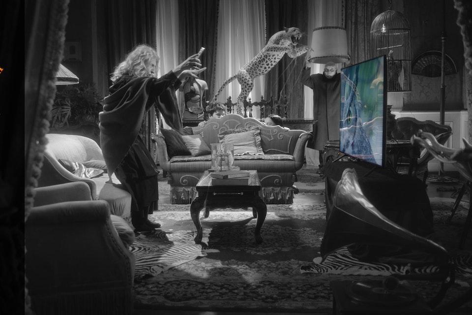 "UNIEURO - ADDAMS BLACK FRIDAY - SAMSUNG QLED TV 55"""