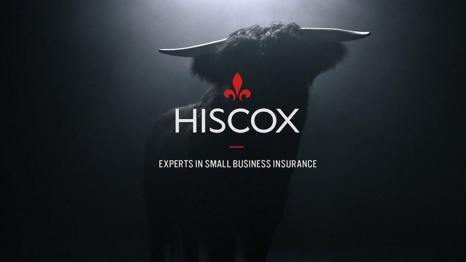 'Skip the Bull' - Hiscox